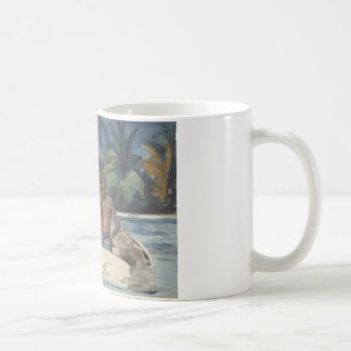 Winslow Homer - West India Divers Coffee Mug