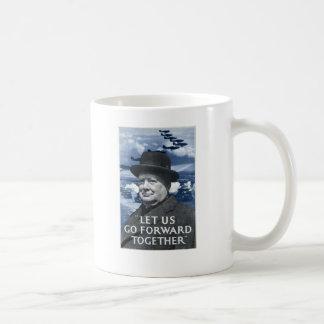 Winston Churchill Coffee Mug