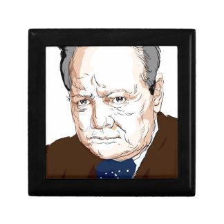 Winston Churchill Gift Box