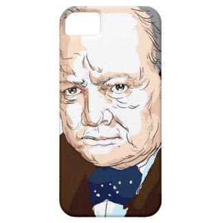 Winston Churchill iPhone 5 Covers
