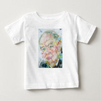 winston churchill - watercolor portrait.2 baby T-Shirt