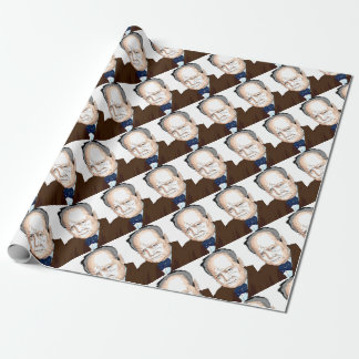 Winston Churchill Wrapping Paper