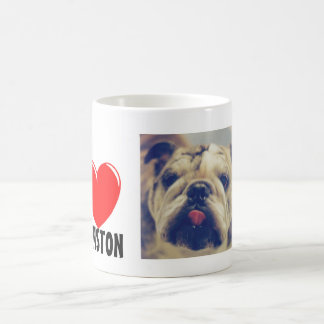 Winston The Bulldog Mug