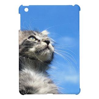 Winston the Tabby Aviator Cat iPad Mini Case