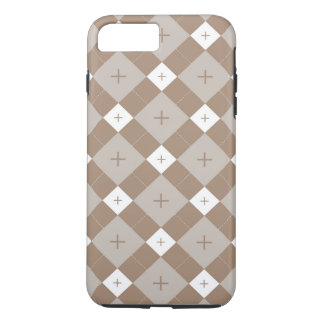 Winter Abstract iPhone 7 Plus, Tough iPhone 7 Plus Case