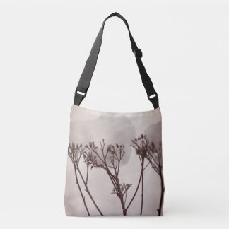 Winter  All-Over-Print Cross Body Bag