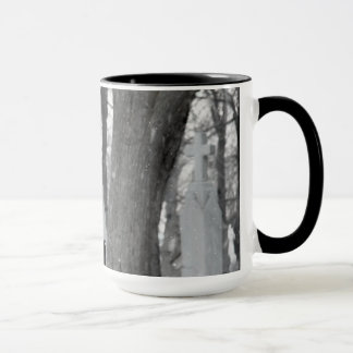 Winter Art Mug