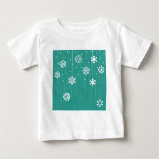 Winter background baby T-Shirt