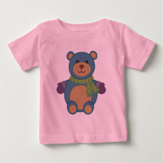 Winter Bear Baby T-Shirt