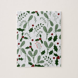 Winter berries jigsaw puzzle