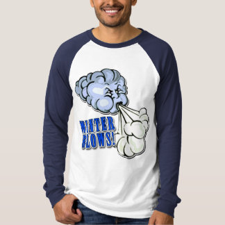Winter Blows! With North Wind T-Shirt