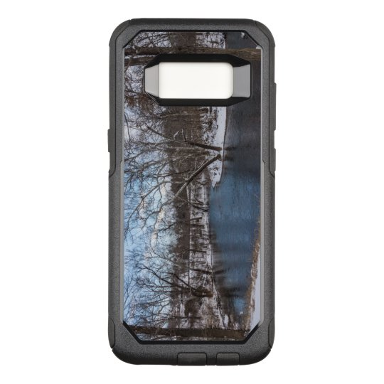 Winter Blue James River OtterBox Commuter Samsung Galaxy S8 Case