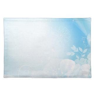 Winter Blue Placemat