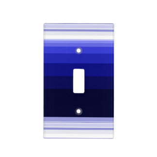 Winter Blues Light Switch Cover