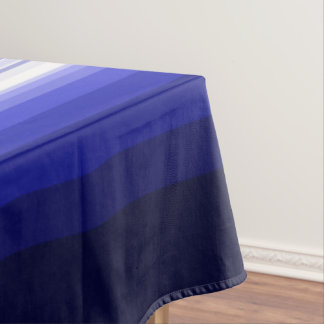 Winter Blues Tablecloth