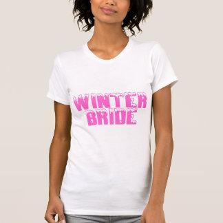 Winter Bride T-shirts