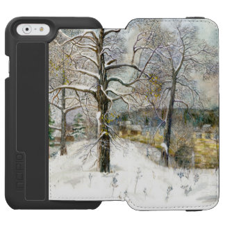 winter bridge incipio watson™ iPhone 6 wallet case