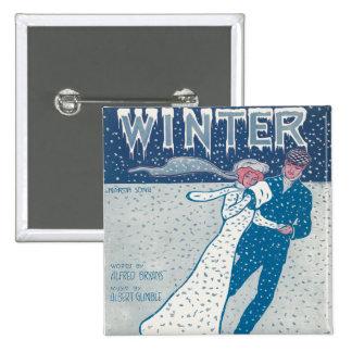 Winter Button