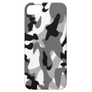 Winter Camo iPhone 5 Cover