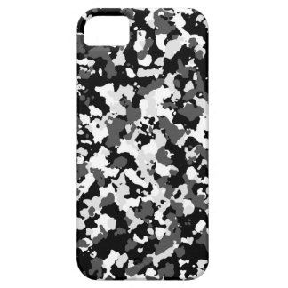 Winter camo pattern iPhone 5 covers