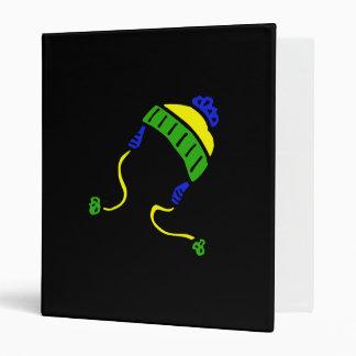 winter cap vinyl binders