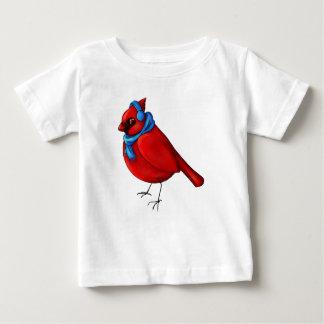Winter Cardinal Baby T-Shirt