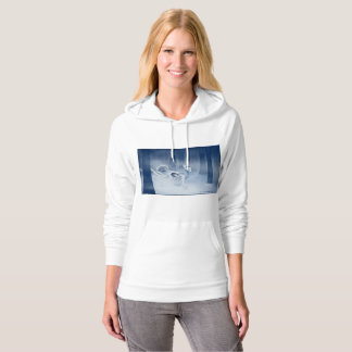 """Winter Chill"" by Kaiya Wells Hoodie"