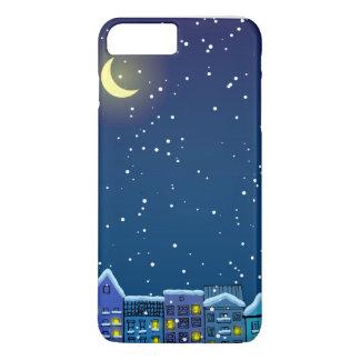 Winter city iPhone 8 plus/7 plus case