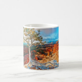 Winter Comes To The Grand Canyon Coffee Mug