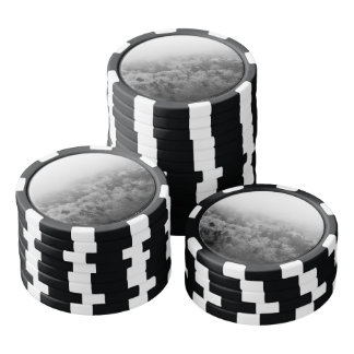 Winter coming poker chips