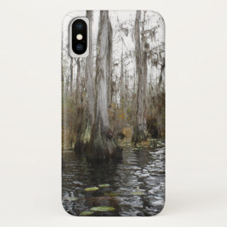 Winter Cypress Trees in Swamp Case-Mate iPhone Case