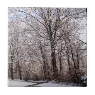 Winter Day Tiles