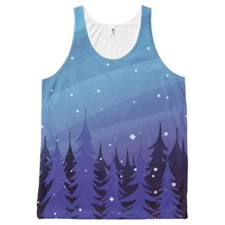 Winter Evergreen shirt