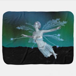 Winter Fairy Baby Blanket