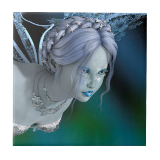 Winter Fairy Ceramic Tiles