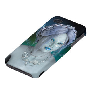 Winter Fairy iPhone 4 Covers