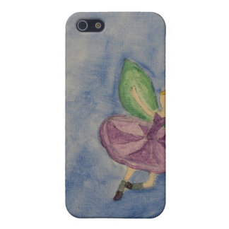Winter Fairy iPhone Case Cover For iPhone 5/5S