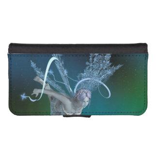 Winter Fairy iPhone SE/5/5s Wallet Case
