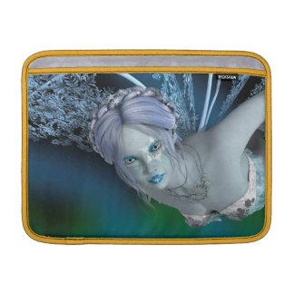 Winter Fairy MacBook Air Sleeve