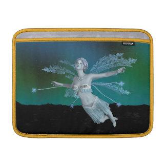 Winter Fairy MacBook Air Sleeves