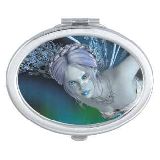 Winter Fairy Mirror For Makeup