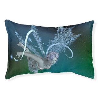Winter Fairy Pet Bed
