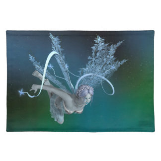 Winter Fairy Placemat