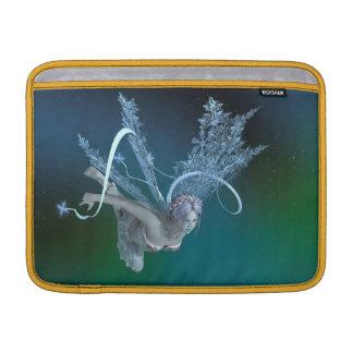 Winter Fairy Sleeves For MacBook Air