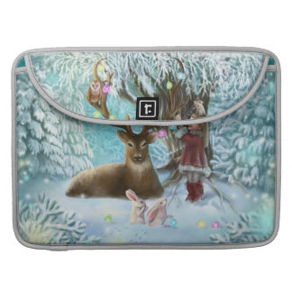 winter fairy tail Macbook Sleeve Sleeves For MacBook Pro