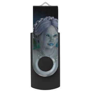 Winter Fairy USB Flash Drive