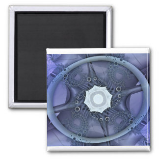 Winter Fantasy Magnet
