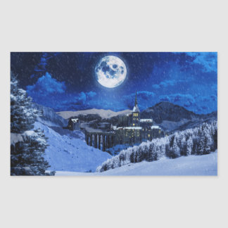 Winter Fantasy Sticker