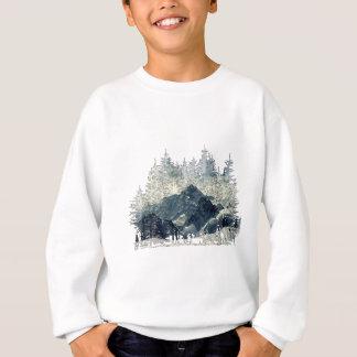 Winter Forest Sweatshirt