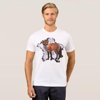 winter fox T-Shirt
